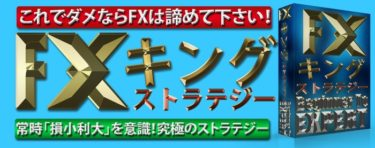 FX King strategy【検証とレビュー】