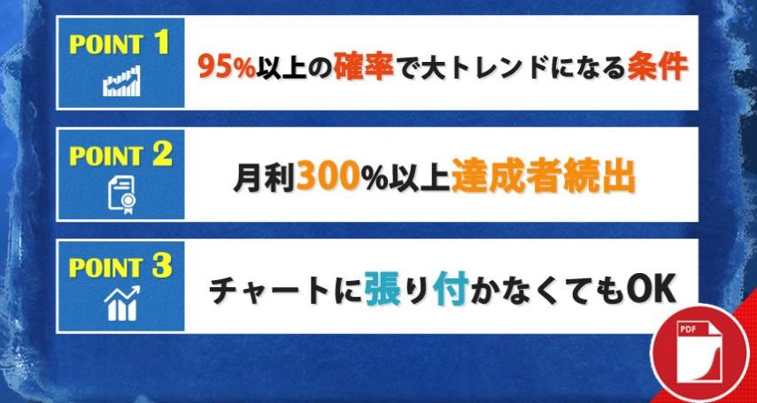 【サヨナラ】ドラゴンストラテジーFXの限定3特典