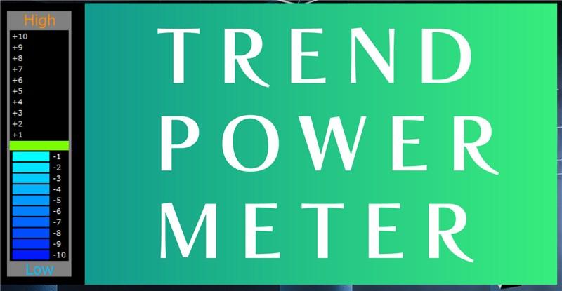 不動式・FX専業トレーダー・プロフェッショナルスクール トレンドパワーメーター