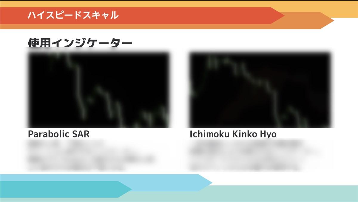 FX-Katsu 億トレーダー・養成アカデミー:ハイスピードスキャルで使うインジケーター