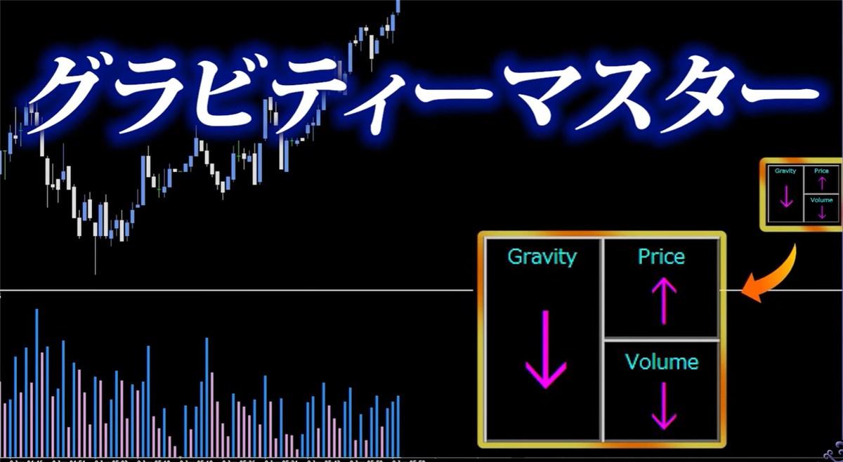 パーフェクト・グラビティFX:グラビティマスター