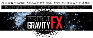 パーフェクト・グラビティFX(本庄翔悟さん)を検証中、EA化について