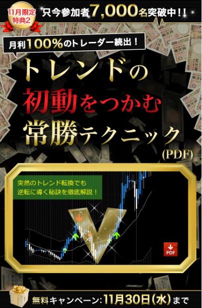【今月3800pips】ドラゴンストラテジーFXのトレード検証(11月23日)